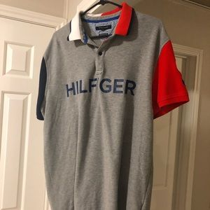 Men's Tommy Hilfiger Polo, Performance Pique